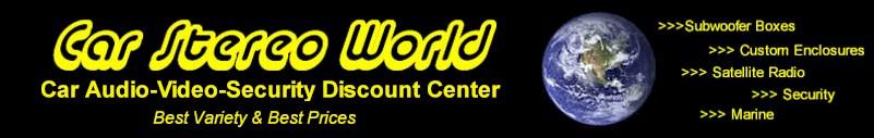 Car Audio-Video-Security Discount Wholesale Sales Center